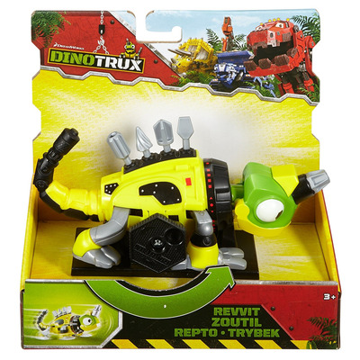 Dinotrux Pull Back & Go Skya Revvit