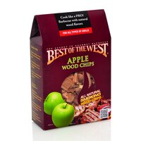 Best of the West Apple Barbecue Smoking Chips 2.4LT