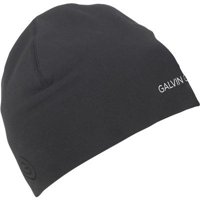 Galvin Green Golf Hat DURAN Insula Beanie Black SS20