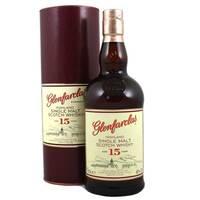 Glenfarclas 15 Year Old Single Malt Scotch Whisky