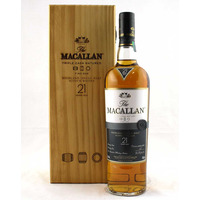The Macallan 21 Year Old Whisky - Fine Oak