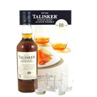 Talisker 10 Year Old - Food Pack