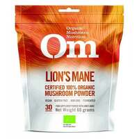 Om Lion's Mane 60g (Currently Unavailable)