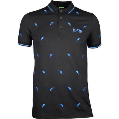 Hugo Boss Golf Shirt Paule Pro 2 Black PS18