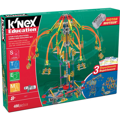 K'nex Education Stem Explorations Swing Ride Building Set