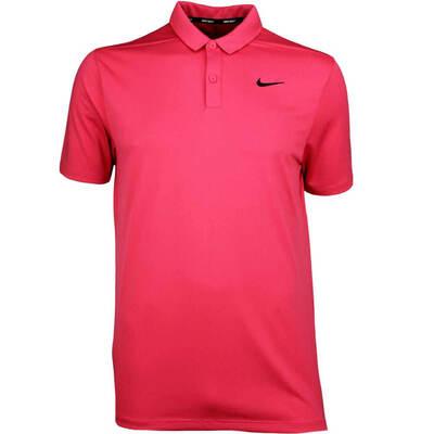 Nike Golf Shirt NK Breathe Micro Dot Tropical Pink SS18