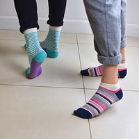 The Mix for Women socks 12 month socks subscription box