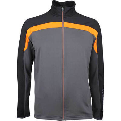 Galvin Green Golf Jacket DAVIS Insula Iron Grey Orange SS18