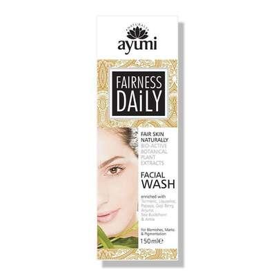 Ayumi Natural Fairness Daily Face Wash 150ml