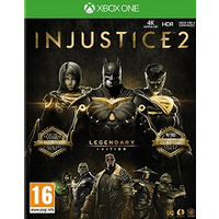 Image of Injustice 2 Legendary Edition