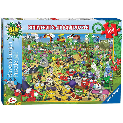 Ravensburger Bin Weevils Puzzle (xxl, 100 Pieces)
