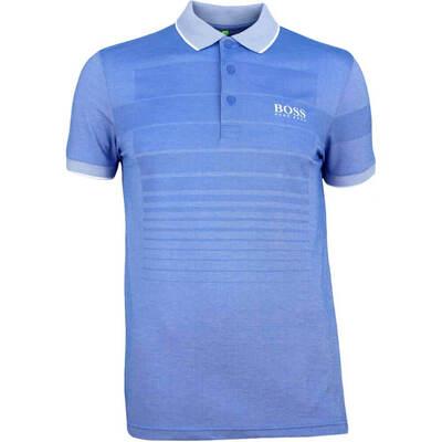 Hugo Boss Golf Shirt Paddy Pro 1 Daphne Blue PF18