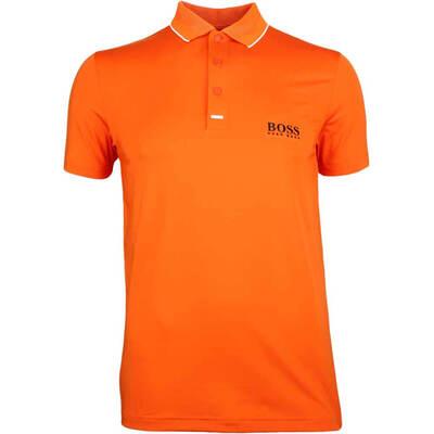 Hugo Boss Golf Shirt Pauletech Pro Puffins Bill PF18