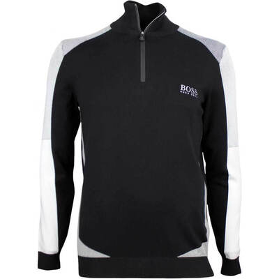 Hugo Boss Golf Jumper Zelchior Pro Black FA18