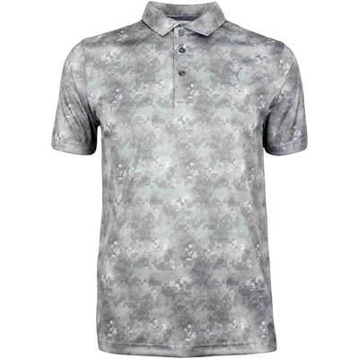 Puma Golf Shirt PWRCOOL Digital Camo LE Quiet Shade SS18