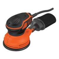 Image of Black & Decker 240W Paddle Switch Random Orbital Sander