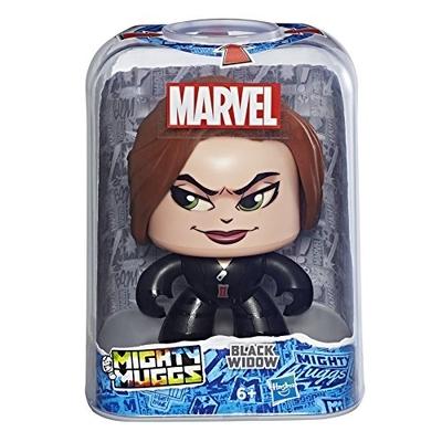 Marvel Classic Mighty Muggs Black Widow No.5 Figure