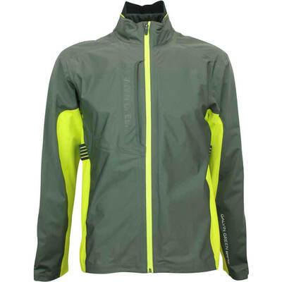 Galvin Green Waterproof Golf Jacket Al C Knit Beluga AW18