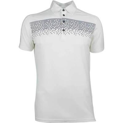 Galvin Green Golf Shirt Marcel Snow AW18
