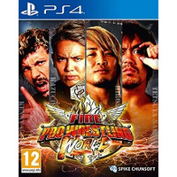 Image of Fire Pro Wrestling World