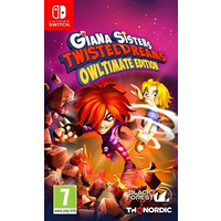 Image of Giana Sisters Twisted Dream Owltimate Edition
