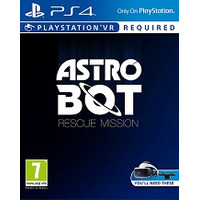 Image of Astro Bot Rescue Mission PSVR
