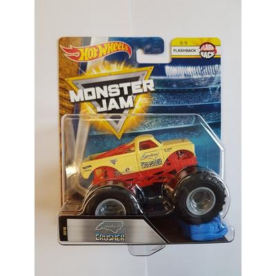 Hot Wheels Monster Jam   Carolina Crusher   Flashback 6/6