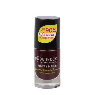 Benecos Natural Nail Polish Vamp 9ml