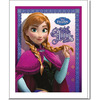 Disney Frozen Framed Picture - Anna, 57 x 47 cm