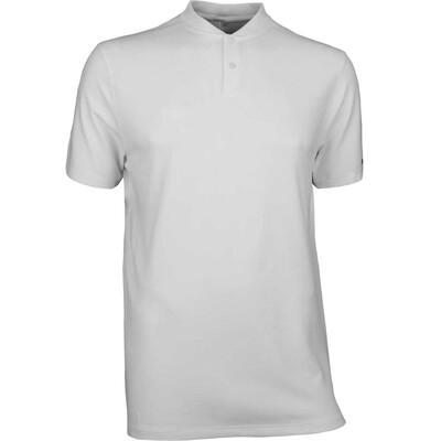 Nike Golf Shirt TW Aeroreact Blade White SS19