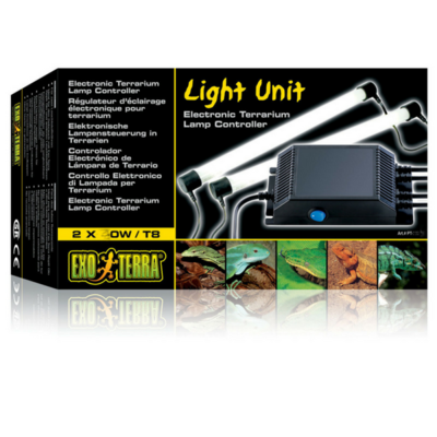 Exo Terra T8 Fluorescent Electronic Light Unit