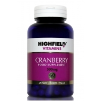 Cranberry 500mg 60's