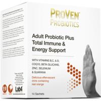 Acidophilus & Bifidus Plus Total Immune & Energy Support 14 x 10g sachets