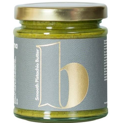 Borna 100% Smooth Pistachio Nut Butter 170g