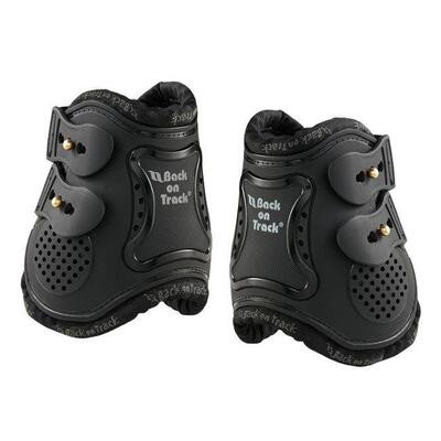 Back on Track® Royal Equine / Horse Fetlock Boots - Black Cob