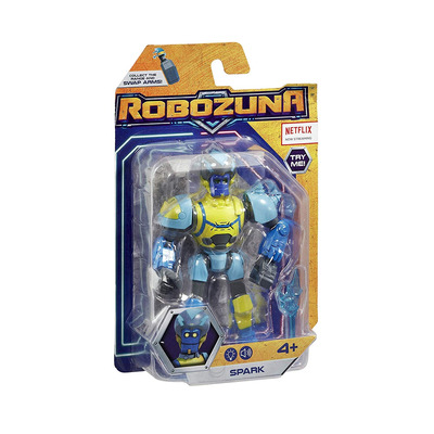 Robozuna Spark 15cm Action Figure