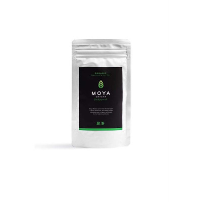 Moya Organic Matcha Traditional 100g