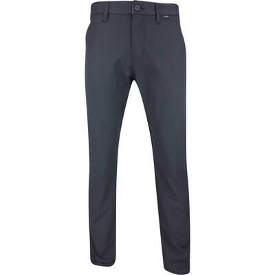 TravisMathew Golf Trousers Right On Time Black SS19