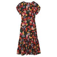 Rae Dress - Midnight Floral