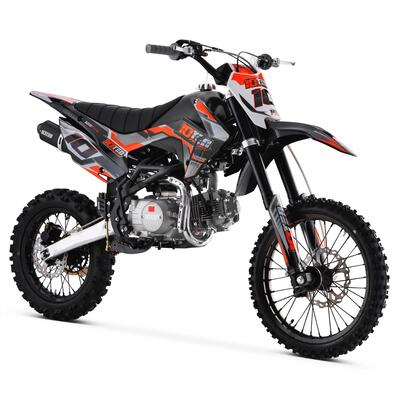 10Ten 125R 125cc 17/14 86cm Dirt Bike