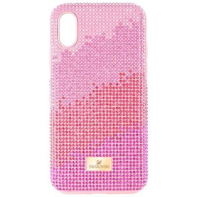 Swarovski High Love Smartphone Case With Bumper, Iphone® Xr, Pink, 5481459