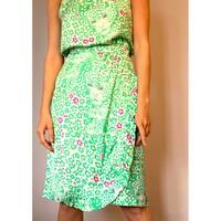 Preorder Alexis Wrap Skirt - Leopard