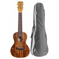 Islander AC-4 Concert Ukulele + Free Padded Bag