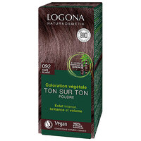 LOGONA-Herbal-Hair-Colour-Powder-092-Reddish-Brown-100g