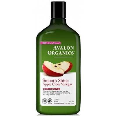 Avalon Organics Apple Cider Vinegar Conditioner 325ml