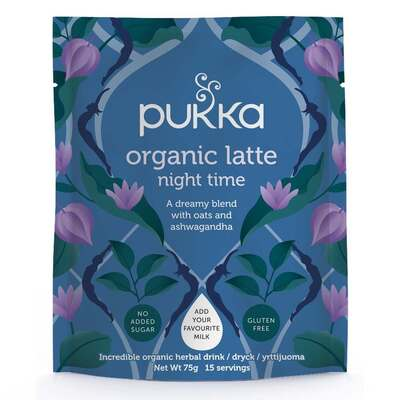 Pukka Organic Latte Night Time 75g
