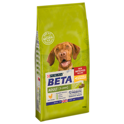 Purina Beta Adult Chicken Dog Food