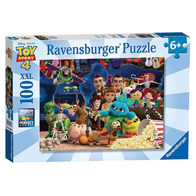 Ravensburger 10408 Disney Pixar Toy Story 4, Xxl 100pc Jigsaw Puzzle