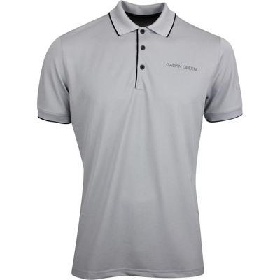 Galvin Green Golf Shirt Marty Tour Sharkskin SS20