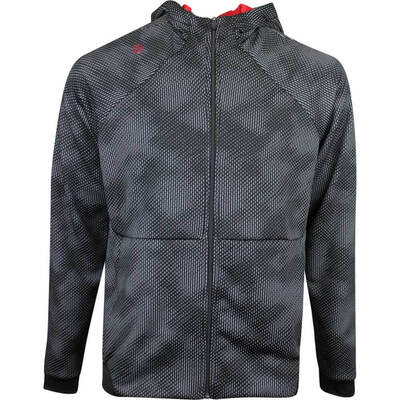 Galvin Green Golf Jacket Dolph Insula Hoodie Black SS20